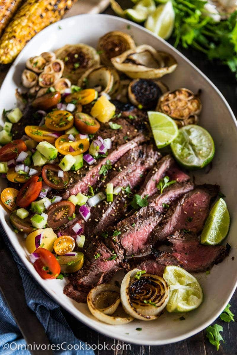 Lovely Inexpensive Dinner Party Ideas Part - 8: This Recipe Shares The Secrets To Creating The Tenderest Marinated Flank  Steak That Is Bursting With