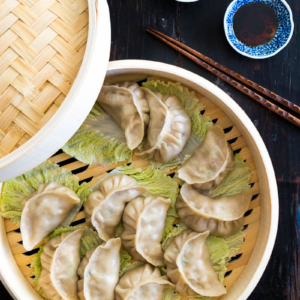 Everything you need to know about making dumpling dough, dumpling filling, workflow, and how to cook and store, with step-by-step photos and video.