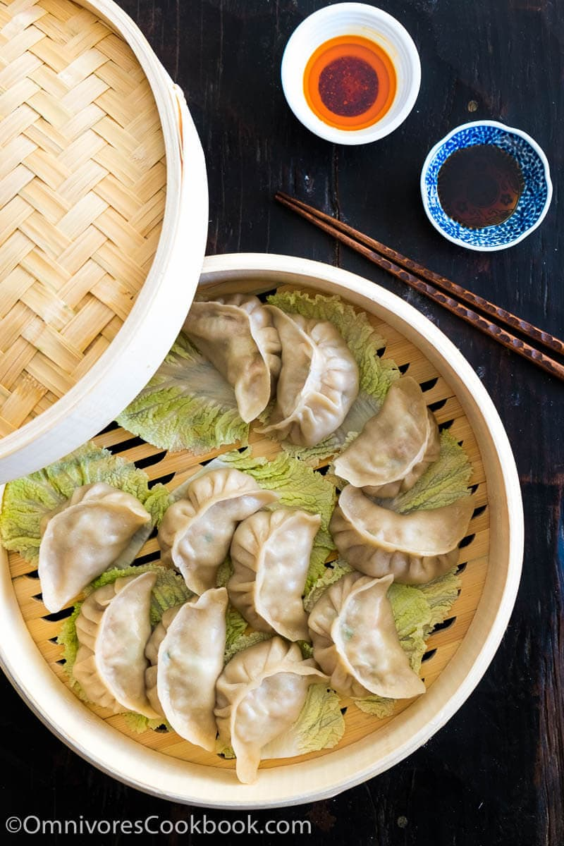 How To Make Steamed Dumplings From Scratch Omnivore S Cookbook