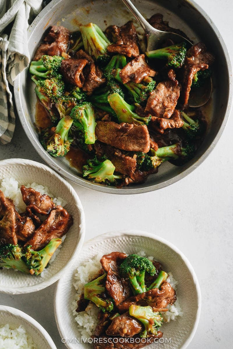 Chinese beef and broccoli one pan take out omnivores cookbook chinese beef and broccoli one pan take out this takeout forumfinder Image collections