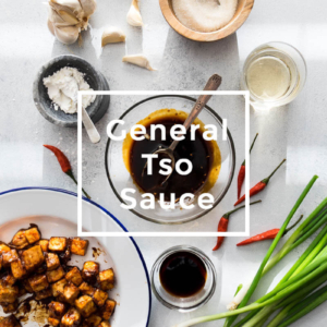 Learn this one secret ingredient to make the best General Tso sauce that you will want to pour on everything!