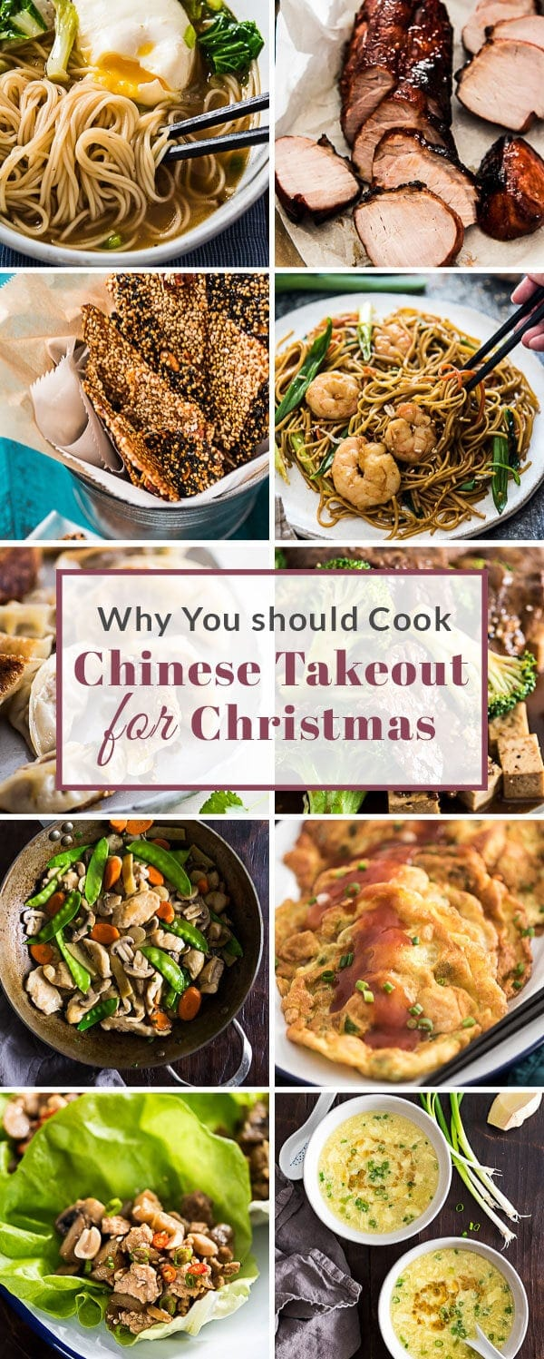 Why You Should Cook Chinese Takeout for Christmas This Year