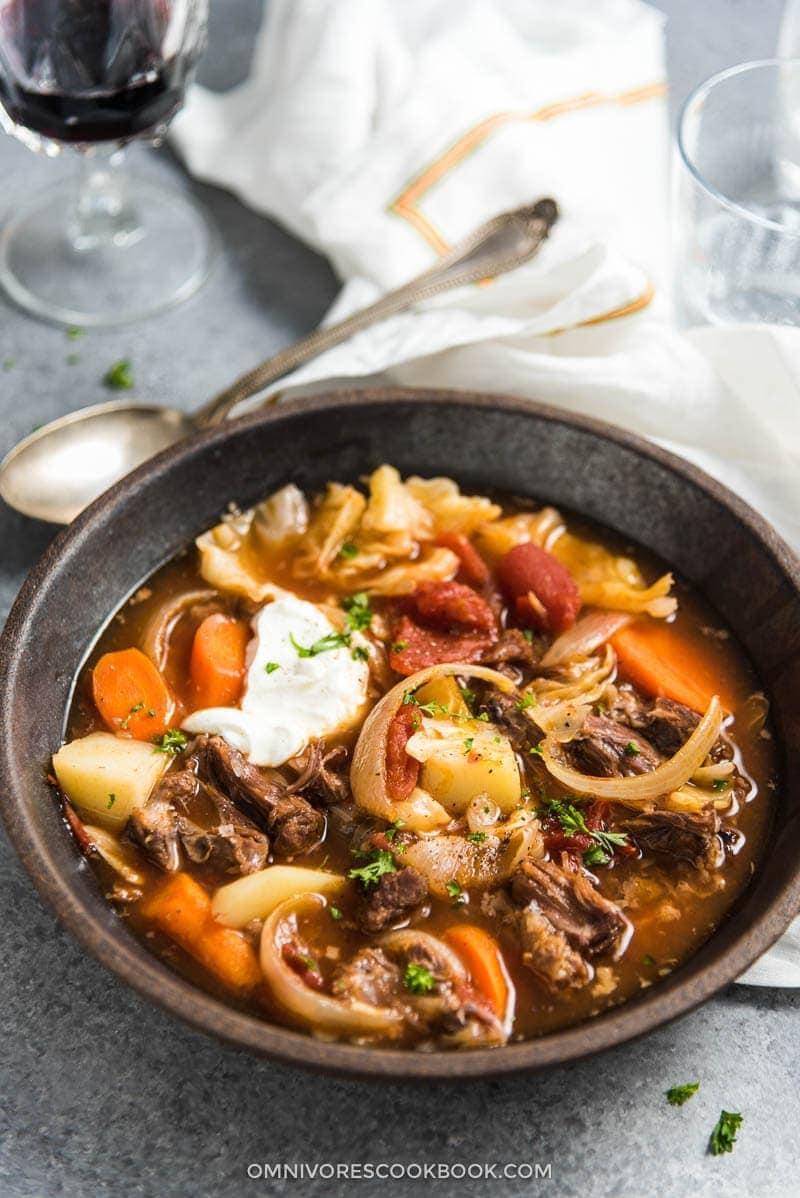 Gluten Free | One Pot Dinner | Vegetables | Winter Warmer | Comfort Food