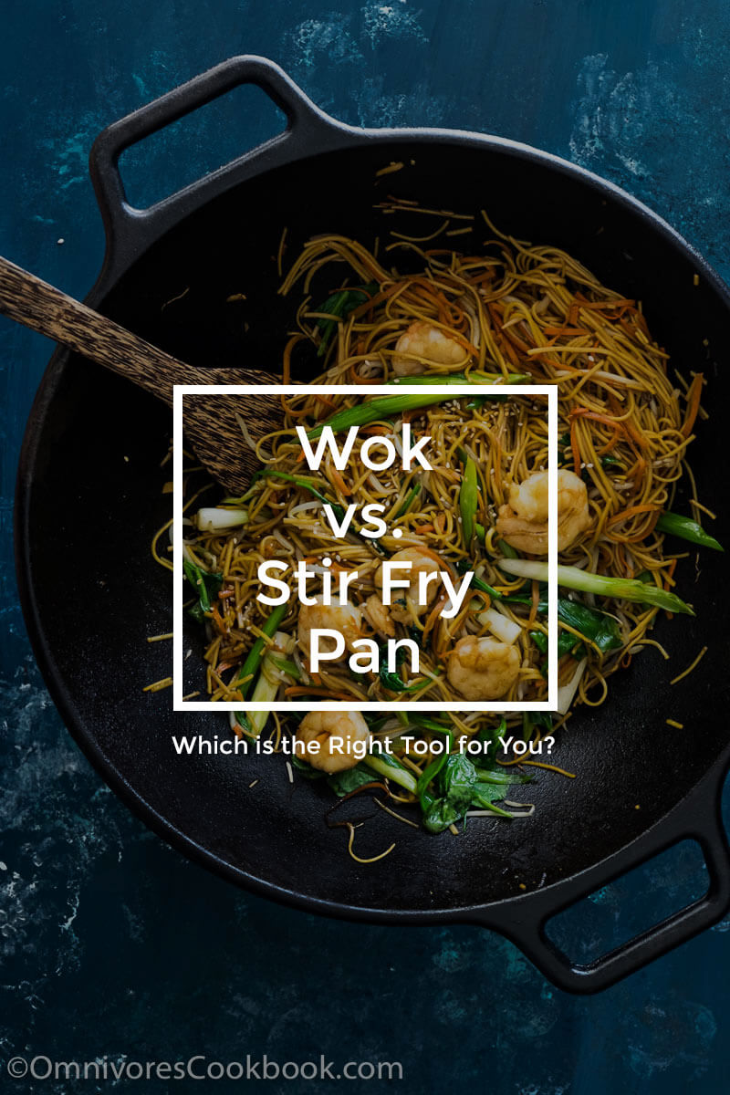 Wok Vs Stir Fry Pan Which Is The Right Tool For You