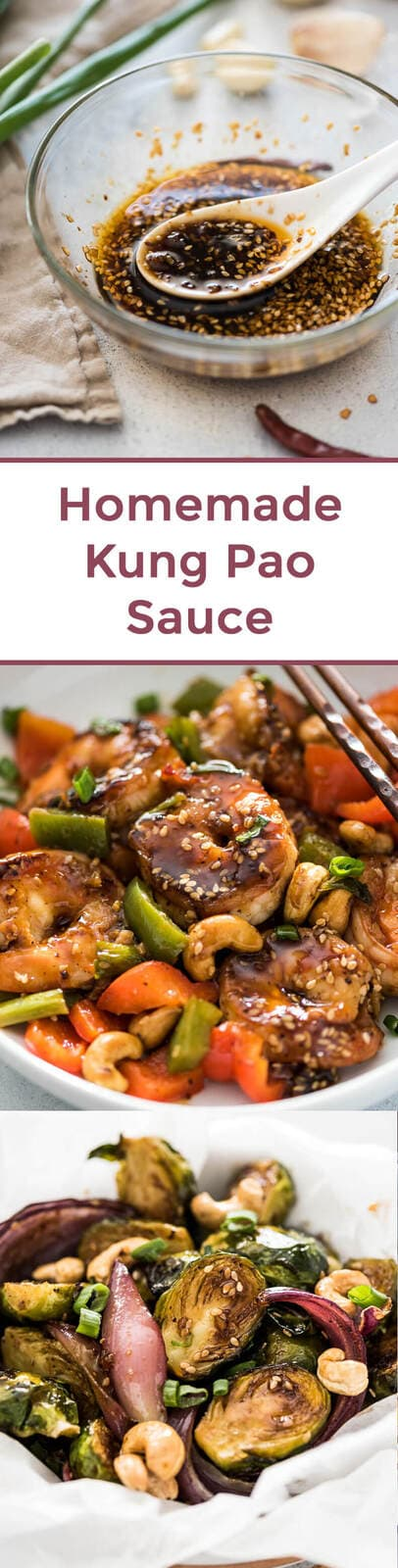 Homemade Kung Pao Sauce - Chinese Sauce   Stir Fry Sauce   Chinese Food   Chinese Recipes   Asian sauce