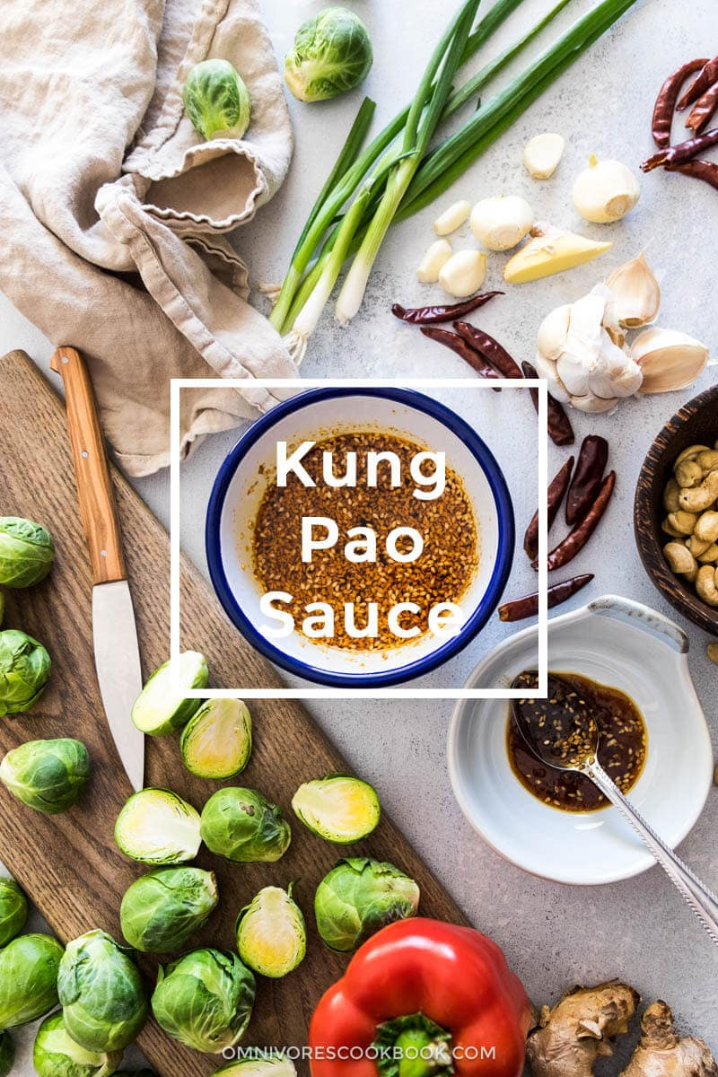 how to use kung pao sauce