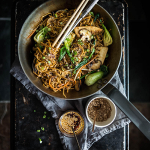 Noodles   Chinese Food   Vegan   Gluten Free Adaptable   One Pot