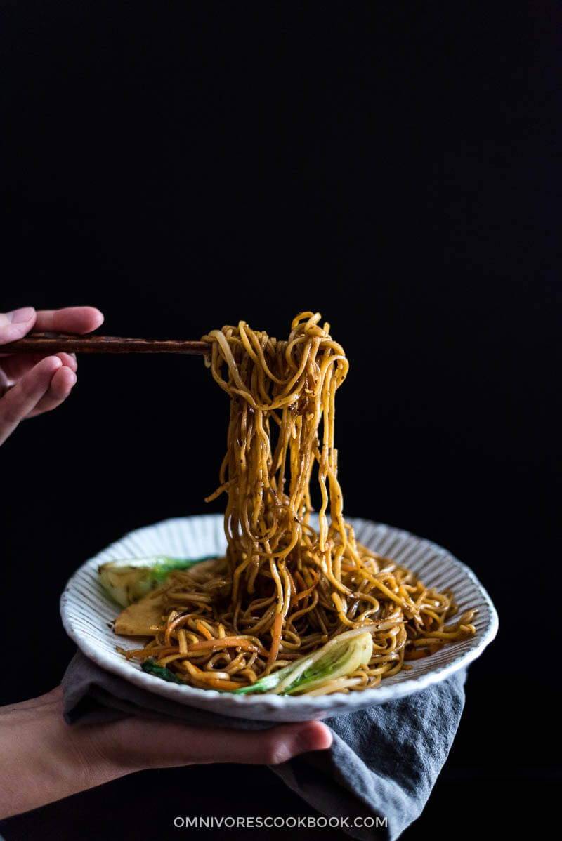 Noodles | Chinese Food | Vegan | Gluten Free Adaptable | One Pot