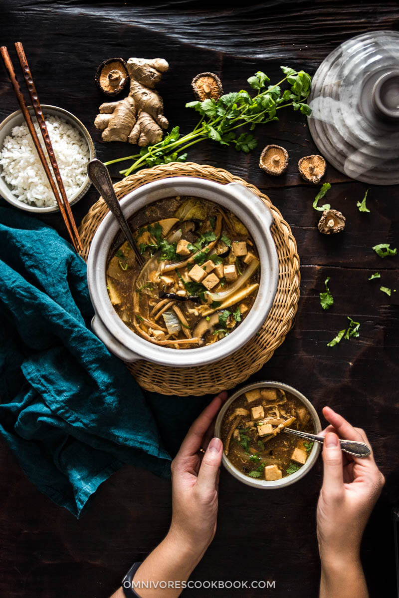 Vegetarian | Vegan adaptable | Soup | Chinese Food