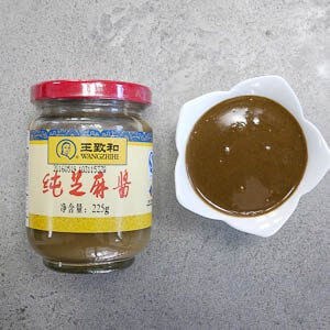 how to make chinese sesame paste