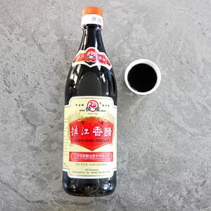 Chinese Black Vinegar 1 Year