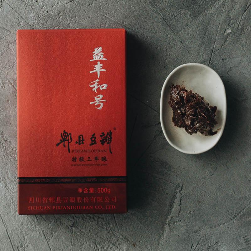 Spicy Fermented Bean Paste (豆瓣酱, Dòu Bàn Jiàng) Doubanjiang