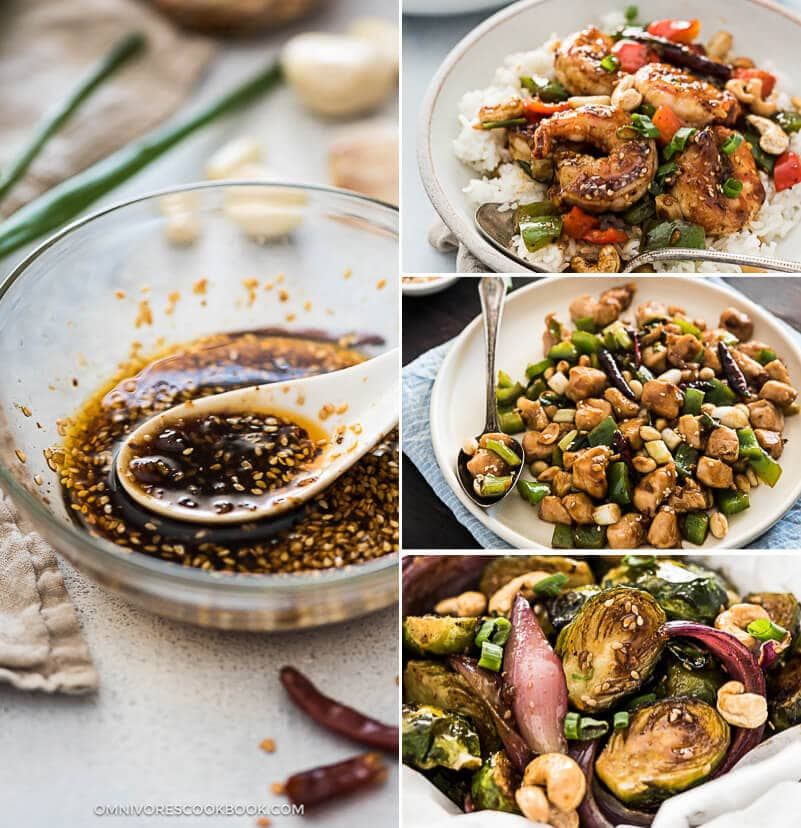 7 Best Chinese Stir Fry Sauce Recipes - Kung Pao Sauce