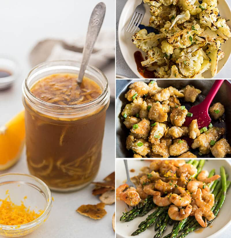 7 Best Chinese Stir Fry Sauce Recipes - Orange Sauce