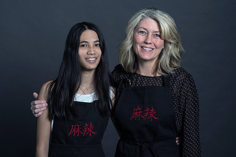 Taylor and Fong Chong from The Mala Project