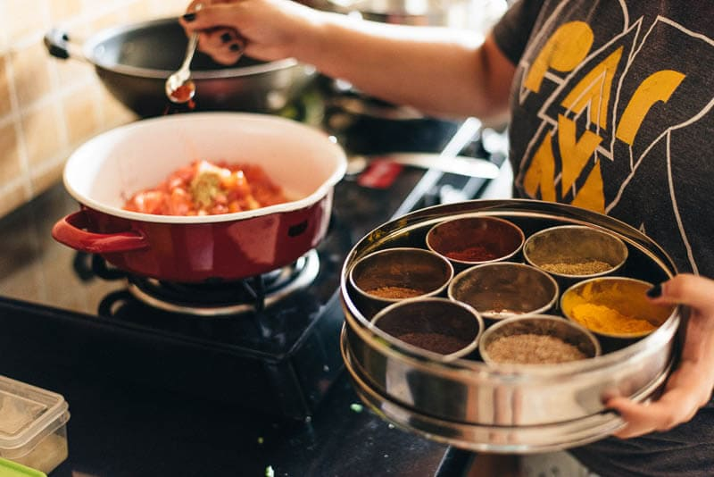 10 Interesting Facts about Indian Cooking & Food