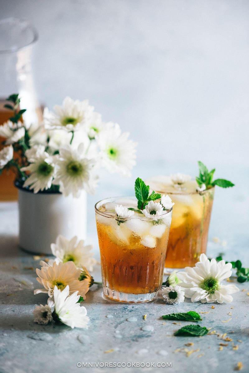 Herbal Chrysanthemum Tea 菊花茶 Omnivore S Cookbook