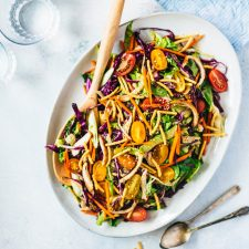 Chinese Chicken Salad | Chicken | Recipes | Healthy | Dressing | Summer | For Parties | Asian | Chinese | Takeout | Dinner