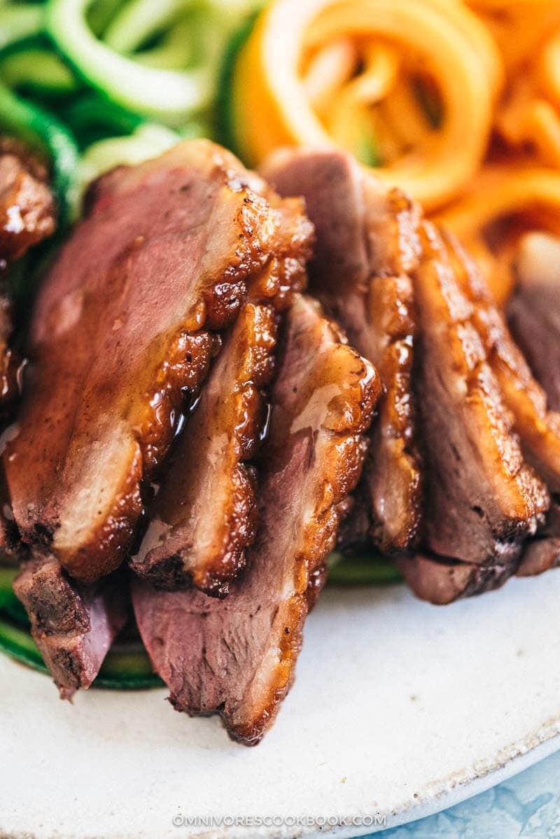 Crispy Chinese Duck Breast | Peking | Roast | Crispy | How to Cook | Recipes | Fine Dining | Seared | Roasted | Dinner | Party | Marinade | Baked | Easy | Asian | Chinese | Thanksgiving | Christmas | Easter | Holiday