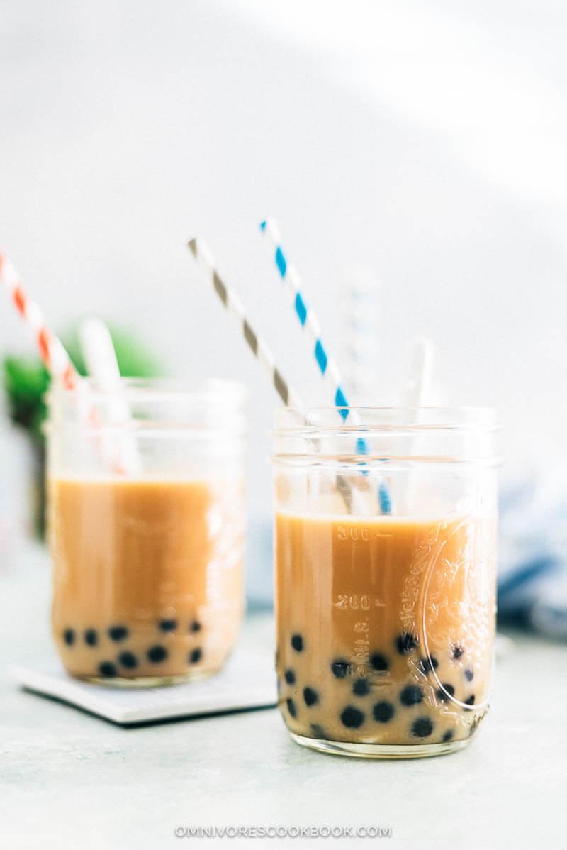 How to Make Bubble Tea (Boba Tea, 珍珠奶茶) | Omnivore's Cookbook