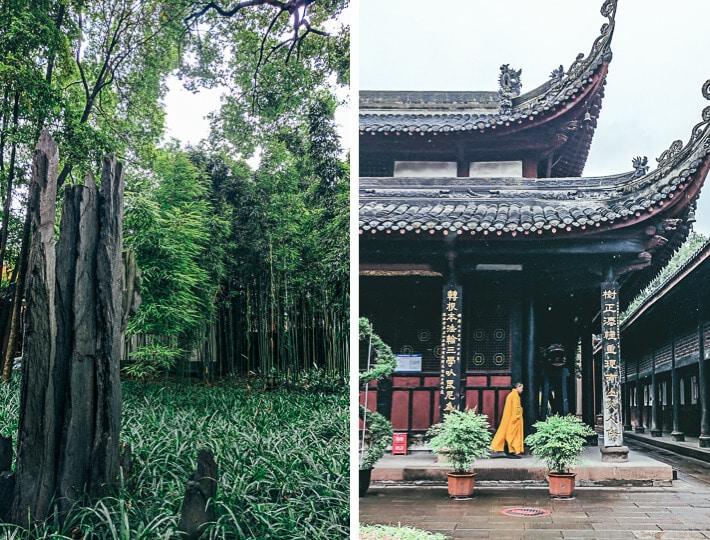 Chengdu Wen Shu Yuan (Wen Shu Temple)