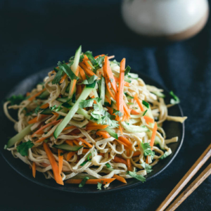Chinese Sliced Tofu Salad | Appetizer | Healthy | Recipe | Gluten Free| Vegan | Vegetarian | Summer | Easy | Vegetables |