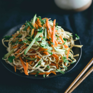 Chinese Sliced Tofu Salad | Appetizer | Healthy | Recipe | Gluten Free| Vegan | Vegetarian | Summer | Easy | Vegetables |