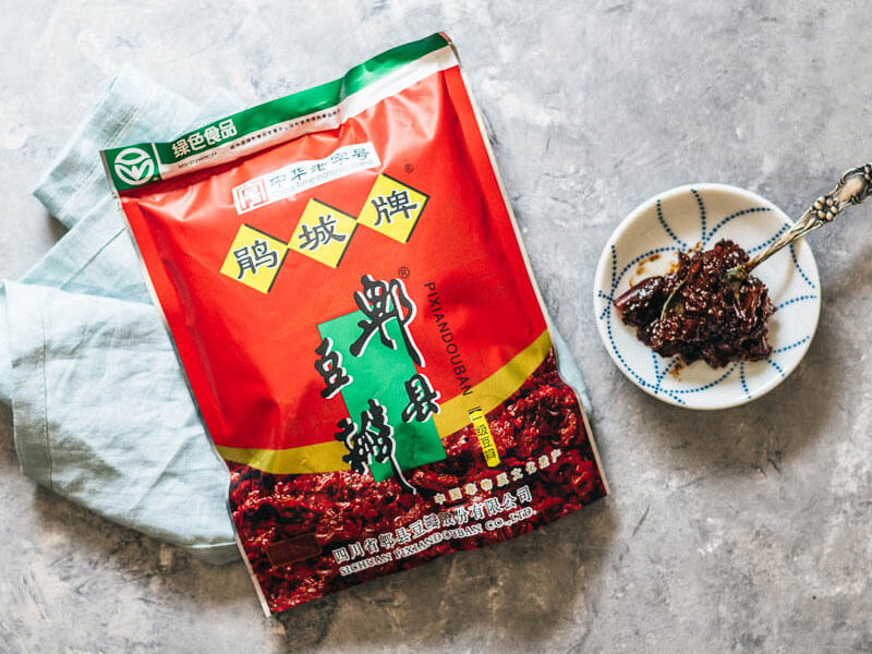 Doubanjiang | Fermented Spicy Bean Paste