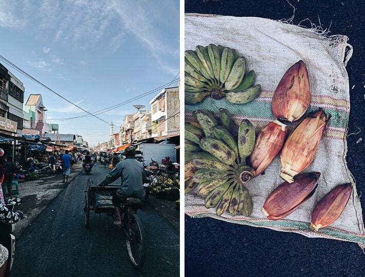 Market in Indonesia - Pasar Gede Barat in Surakarta 3