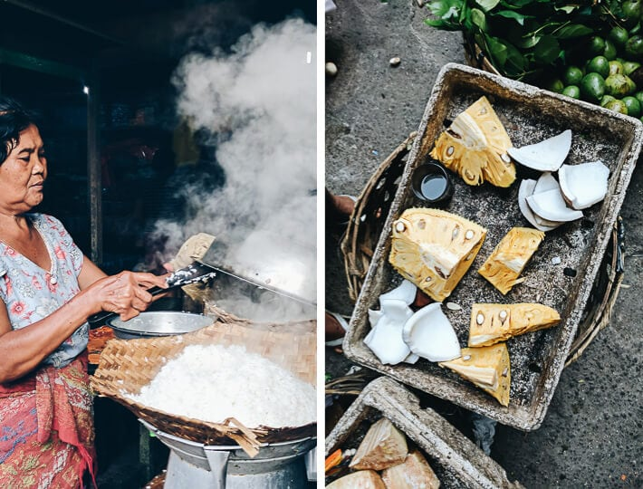 Market in Indonesia - Ubud Morning Market in Bali 3