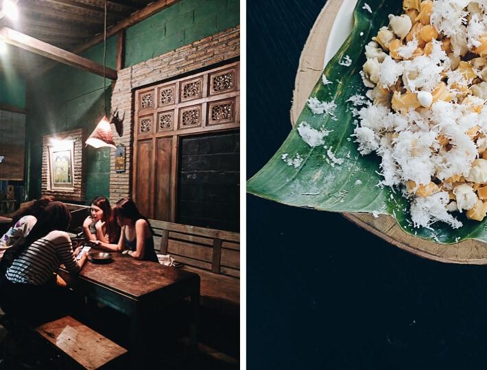 Night Market in Makassar, Indonesia - Pasar Kalimbu In Makassar
