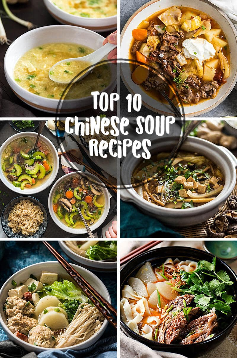 Top 10 Chinese Soup Recipes That Get You Through Winter