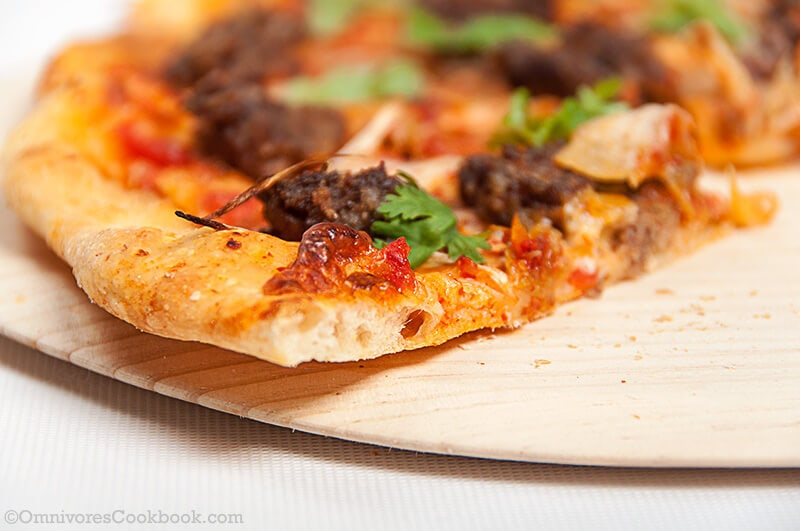 Homemade Thin Pizza Crust Omnivore S Cookbook
