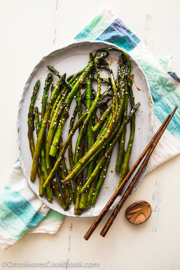 20 Quick and Easy Asian Side Dishes