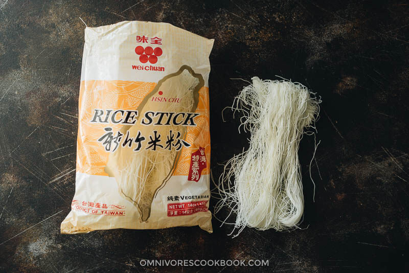 Dried Rice Vermicelli