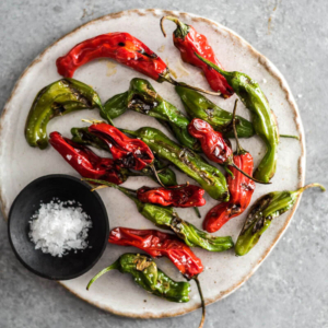 5-Minute Blistered Shishito Peppers