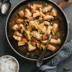 Saucy Instant Pot orange chicken