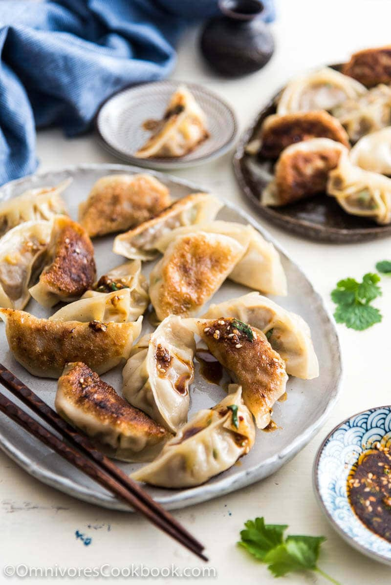 Chinese Mid-Autumn Festival Menu - Chinese Beef Dumplings