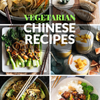Top 15 Vegetarian Chinese Recipes - Skip the takeout with these healthy vegetarian Chinese recipes you'll want to make every night!