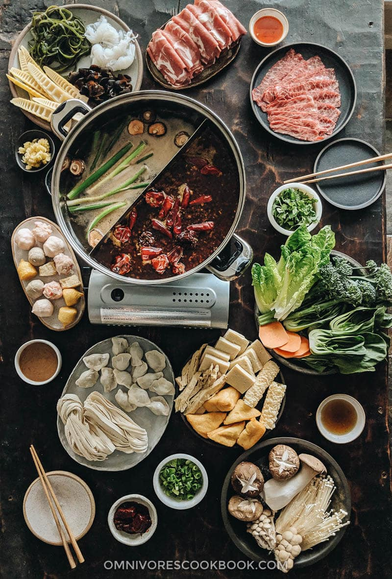 Chinese Hot Pot Guide & How to Throw a Hot Pot Party at Home