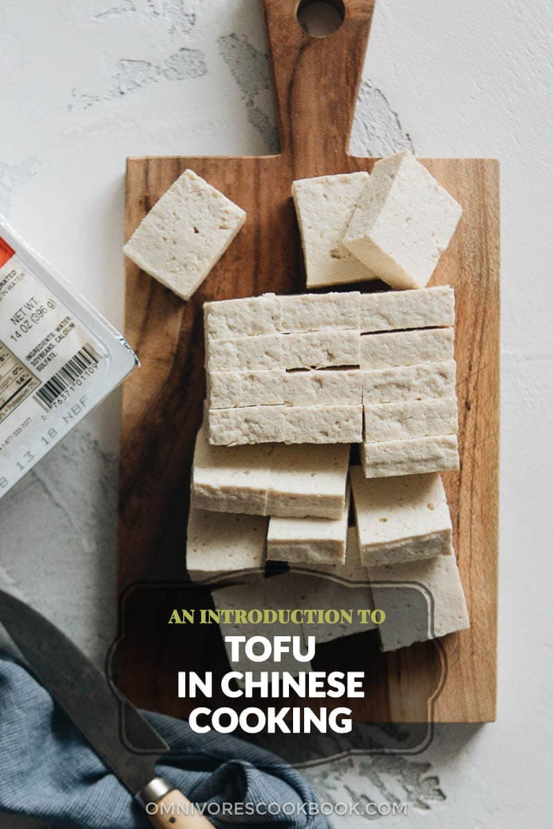 An Introduction to Tofu in Chinese Cooking