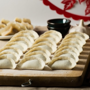 How to Make Chinese Dumplings from Scratch
