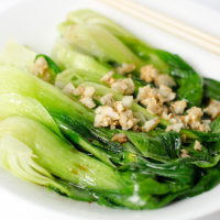 Chinese Style Green Vegetables