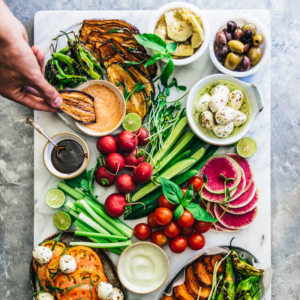 The Ultimate Crudité Platter Guide