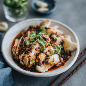 Sichuan Red Oil Chicken