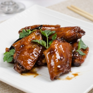 Braised Coca-Cola Chicken Wings