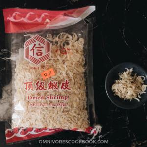 Papery Shrimp (虾皮, Xiā Pí)