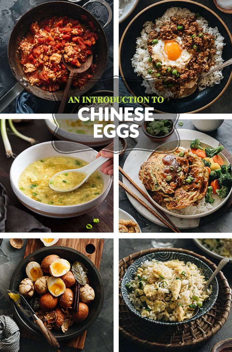 An Introduction to Chinese Eggs