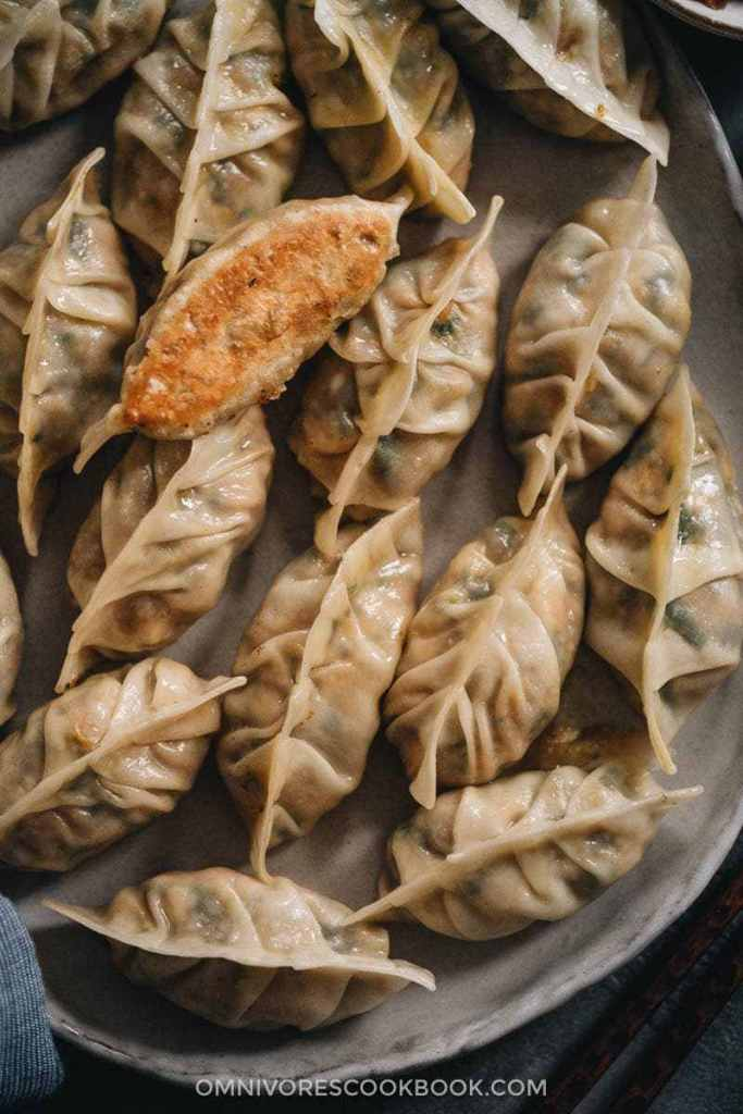 Asian-Inspired Thanksgiving Recipes | Turkey Dumplings