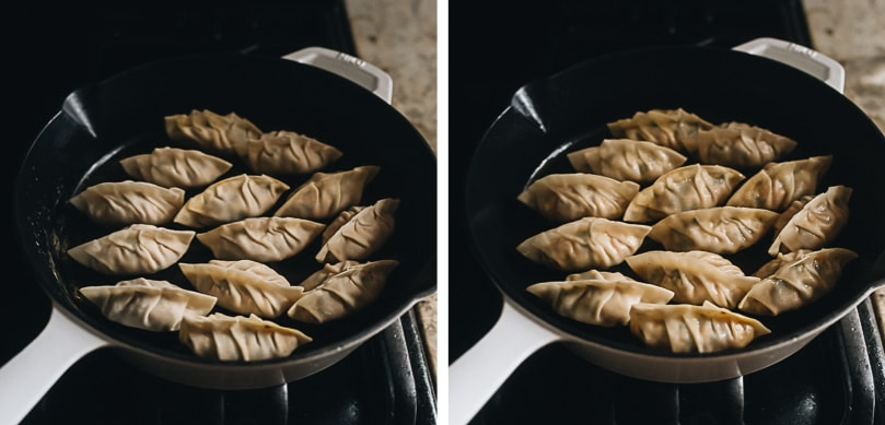 How to cook dumplings step-by-step